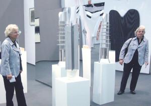 2011 Art Cologne: Heinz Mack-Raum (Galerie Samuelis Baumgarte)