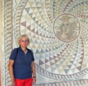 2006 Im Archäologischen Nationalmuseum Athen Foto: privat